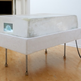 Object(hood), Talbot Rice Gallery