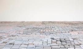Restore, cast concrete. photo by Ruth Clark
