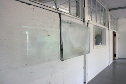 Untitled (Refresh), 2012, Ice, digital video projection